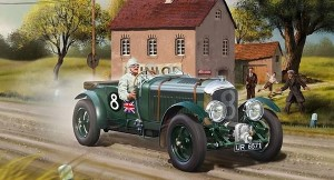 Bentley 4,5L Blower  1/24