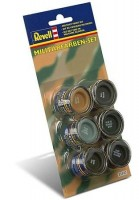 Revell Email Color Military Sada syntetických farieb 6x14ml