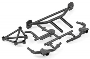 AR320070 Arrma SC Front Body Mount Set (4 ks)