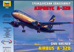 Airbus A-320 1/144