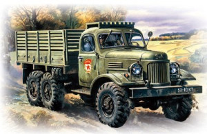 ZiL 157 Army Truck  1/72
