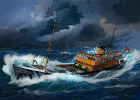 Northsea Fishing Trawler   1/142