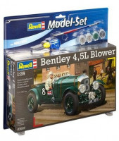 Bentley 4,5L Blower   Model Set   1/24