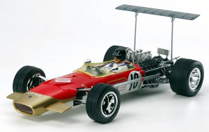 Lotus 49B GP 1968 w/Photoetch parts   1/12    300012053