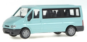 Ford Transit 2000 Bus neutral 1/87   HO