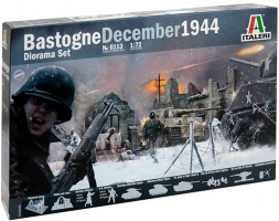 Battle of Bastogne diorama set  1/72