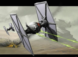 TIE Fighter  Star Wars   Build and Play