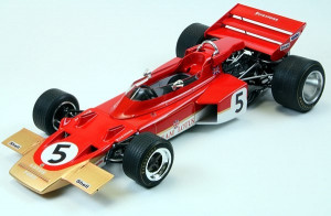 Lotus Type 72C 1970  1/20  EBBRO 500020001