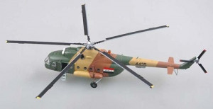Mi-17 Iraqi Airforce hotový model 1/72 Easy Model