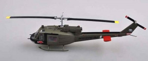 UH-1C, 120th AHC, 3rd Platoon, 1969 hotový model 1/48 Easy Model