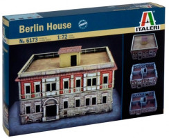 Berlin House Set  1/72