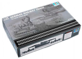 German Railway Track set   1/35