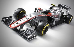 McLaren HONDA MP4-30 2015 Early Season 1/20 EBBRO 500020013