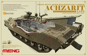 Achzarit Israel heavy arm. pers. carrier Late 1/35