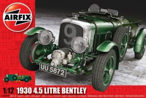 Bentley 4,5l 1930 (Re-Release) 1/12
