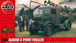 Albion Fueller  (new tool)  1/48