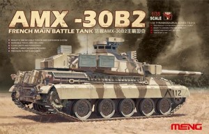 AMX-30B2 French Main Battle Tank 1/35  TS-013