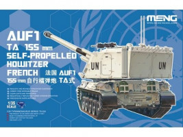 Auf1 TA 155mm SELF-Propelled Howitzer 1/35  TS-024