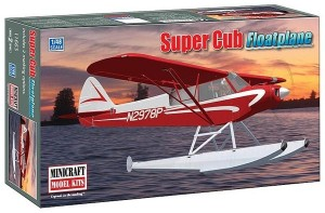 Piper Super Cub Floatplane    1/48