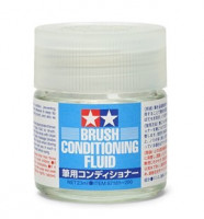 Roztok Tamiya na ošetrenie štetcov Brush Conditioning Fluid 23ml