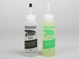 Lepidlo EPOXY Z-POXY 30min 237ml (8fl oz)