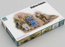 Afghans Rebels  1/35