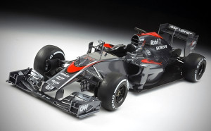 McLaren HONDA MP4-30  JAPAN GP    1/20