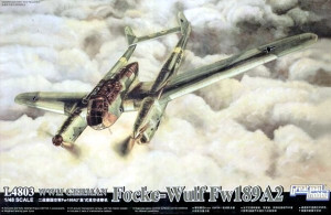 FW 189 A-2        1/48 Great Wall Hobby 04803