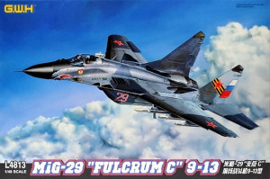 MiG-29 9-13 Fulcrum C  1/48 Great Wall Hobby 04813