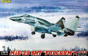 MiG-29 SMT Fulcrum   1/48 Great Wall Hobby 04818