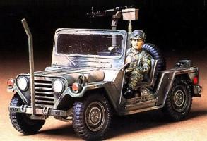 US M151A2 Ford Mutt  1/35