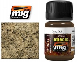 Farba MIG effect - Damp Earth AMIG1406 35ml