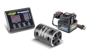 Carson Brushless Set Dragster-3 18T