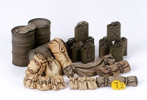 Allied Vehicle Accessory  1/35