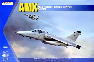 AMX Ground Attack Aircraft - Brazil & Italy 1/48