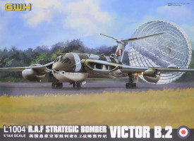 Victor B2 strategic bomber 1/144