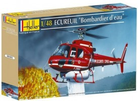 Eurocopter AS 350 Ecureuil Fire Bombarder  1/48