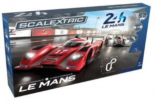 Autodráha Scalextric Le Mans Prototypes Sports Cars 1/32