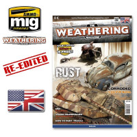 Weathering Magazine No. 1 RUST - HRDZA