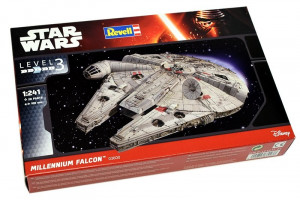 Millenium Falcon Star Wars   1/241