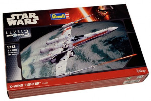 X-wing Fighter Star Wars    1/112