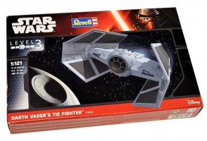 Darth Vader's TIE Fighter Star Wars   1/121