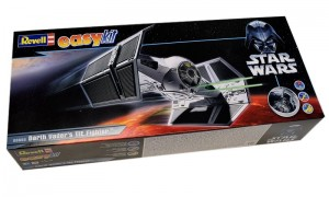 Darth Vader's TIE Fighter Star Wars Easy Kit