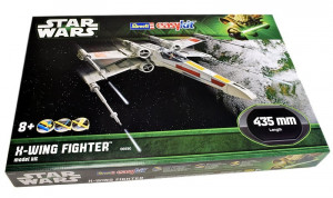 X-wing Fighter Star Wars Easy Kit