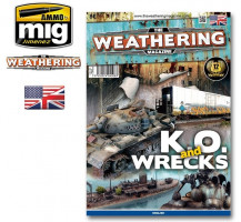 Weathering Magazine No. 9. K.O. AND WRECKS (English)
