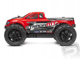 HPI RC Maverick Strada Monster Truck Brushless červený 1/10 RTR