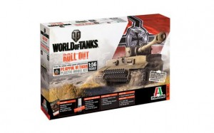 Pz.Kpfw. VI Tiger + WoT CD  World of Tanks limited edition 1/56