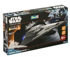 Imperial Star Destroyer Star Wars Build & Play  1/4000