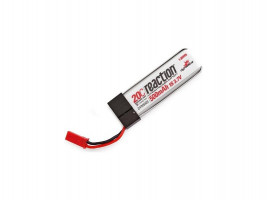 Akumulátor LiPol Reaction Air 500mAh/3,7V 20C 120 SR/mQX