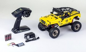 Carson Mountain Warrior Sport 1/12  100% RTR Yellow